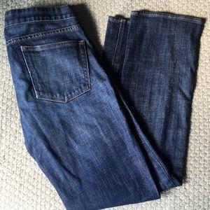 J. Crew Matchstick jeans